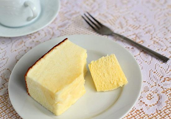 Resep Sponge Cake Jepang: Prăjitură Cu Brânză Fără Făină
