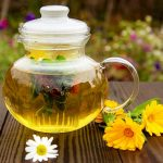 Ceai de galbenele pentru colon si limfa