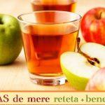 cvas de mere reteta