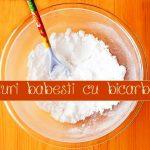 Leacuri babesti cu bicarbonat de sodiu