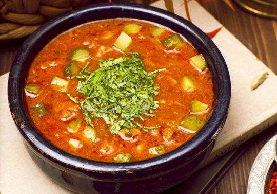 Supa de dovlecei fara multe calorii