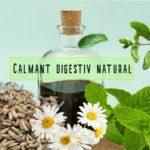 Calmant digestiv natural