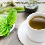 Ceaiuri pentru nevroza, frica, neliniste, isterie