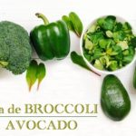 Salata de broccoli si avocado