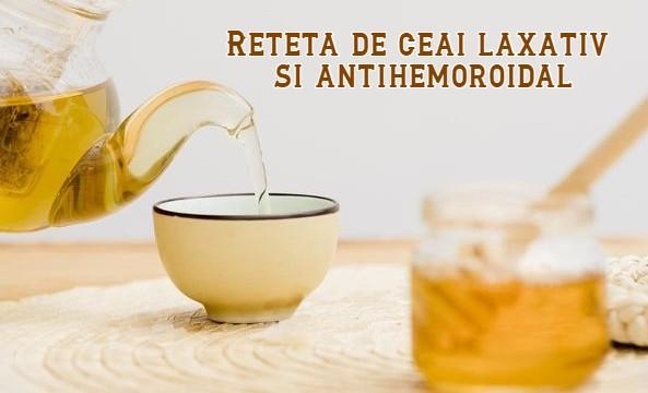 Ceai hemoroizi