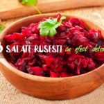 Salata de sfecla