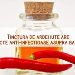 Tinctura de ardei iute combate infectiile gatului