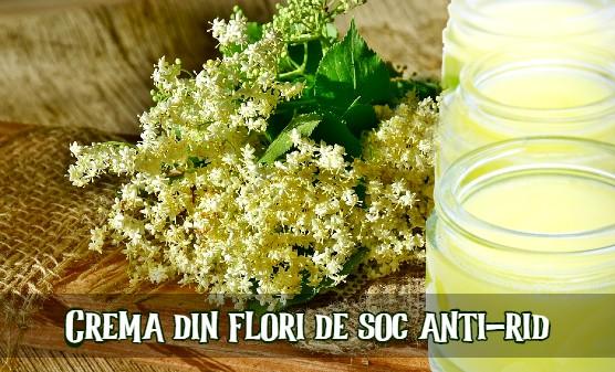 Crema de soc antirid