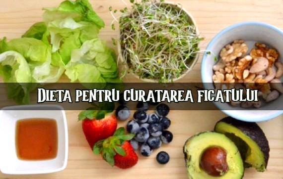dieta pentru ficat