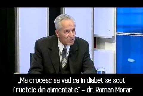 Dr. Radu Morar despre fructele in diabet