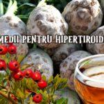 Remedii hipertiroidism