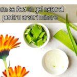 Remediu naturist pentru arsuri