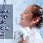 Dusurile reci ne faci mai rezistenti la boli