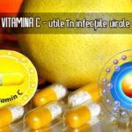 Zincul si vitamina C utile in raceli (studii)