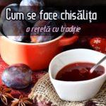 Chisalita de prune