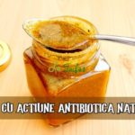 sirop antibiotic natural