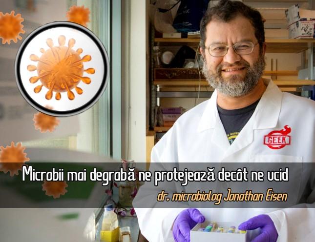 Dr. Jonathan Eisen