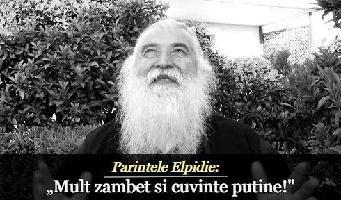 Parintele Elpidie: