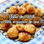 Clatite din cartofi