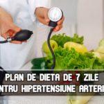 Dieta pentru hipertensiunea arteriala