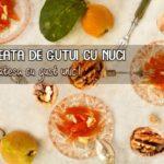 Dulceata de gutui cu nuci