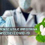 Suplimente utile impotriva infectiei COVID-19