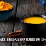 Turmericul amelioreaza boala ficatului gras