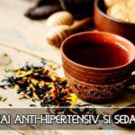 Ceai anti-hipertensiv si sedativ