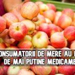 Consumatorii de mere au nevoie de mai putine medicamente