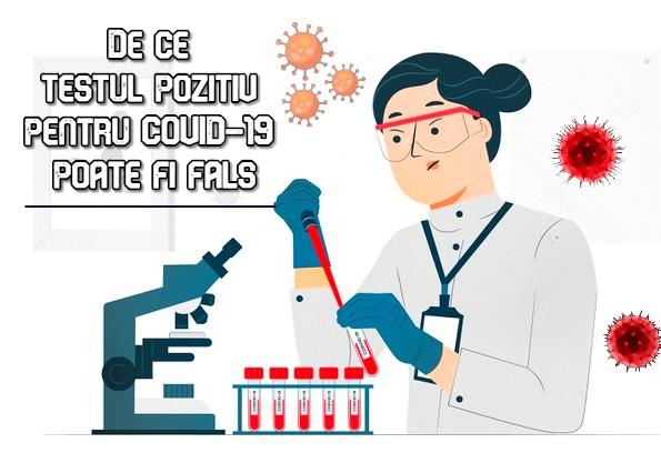 De ce testul COVID-19 poate da rezultate false
