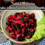 Salata maturita - curata colonul si intareste imunitatea