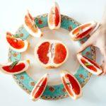 Grepfrut - un fruct excelent pentru detoxifiere si slabit
