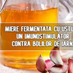 Miere fermentata cu usturoi – imunostimulator contra bolilor de iarna