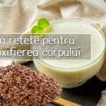 Doua retete pentru detoxifierea corpului