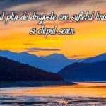 Omul plin de dragoste are sufletul liniștit și chipul senin – Sfântul Vasile cel Mare