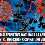 Socul o alternativa naturala la antibioticele utilizate in infectiile respiratorii virale