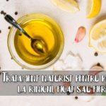 Tratament naturist pentru pietre la rinichi, ficat sau fiere