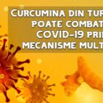 Turmericul combate COVID-19