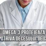 Omega-3 protejeaza impotriva decesului de COVID