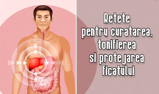 Retete pentru curatarea, tonifierea si protejarea ficatului