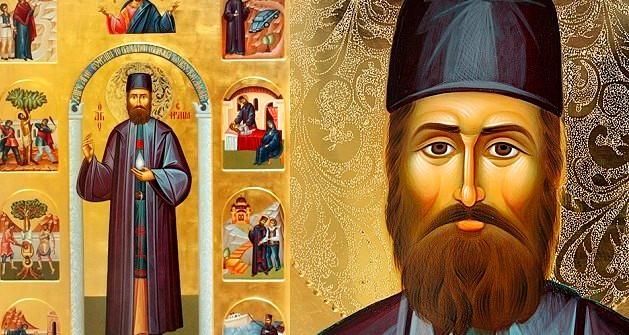 Rugaciune catre Sfantul Efrem cel Nou a celui care a suferit un infarct sau atac cerebral
