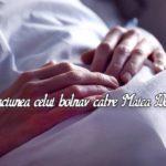 Rugaciunea celui bolnav catre Maica Domnului