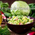 Salată plină de vitamine naturale
