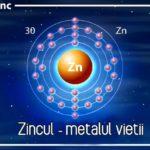 Zincul - metalul vietii