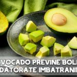 Avocado previne boliledatorate îmbătrânirii