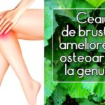 Ceaiul de brusture amelioreaza osteoartrita la genunchi