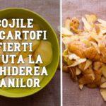 Cojile de cartofi fierti ajuta la inchiderea ranilor