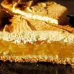 Prăjitură cu mere și cremă de vanilie