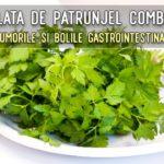 Salata de patrunjel tumorile si bolile gastrointestinale