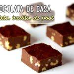 Ciocolata de casa de post
